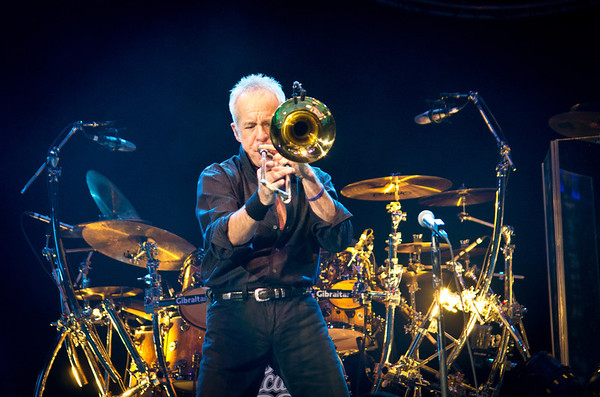 One of the founding members, James Pankow of the legendary band Chicago live at the 2012 Freedom Fest in Fairfax Virginia.