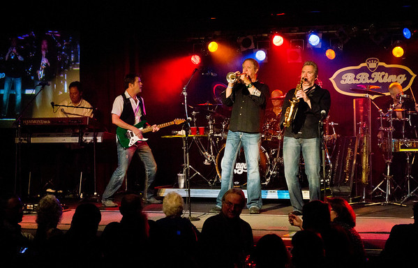 Chicago Musicians On Call Benefit Concert BB Kings