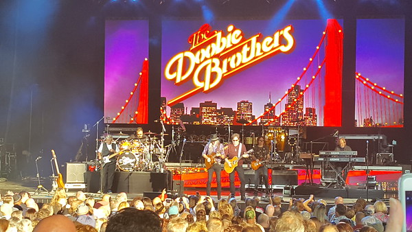 Chicago and Doobie Brothers July 16, 2017