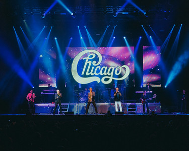 Chicago at Hollywood Casino Amphitheatre 6/23/18