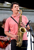 Ralph Bowen - performing with The Tony Day Quartet - Chicken Bone Beach Jazz Series 2009 - Kennedy Plaza,  Atlantic City, New Jersey