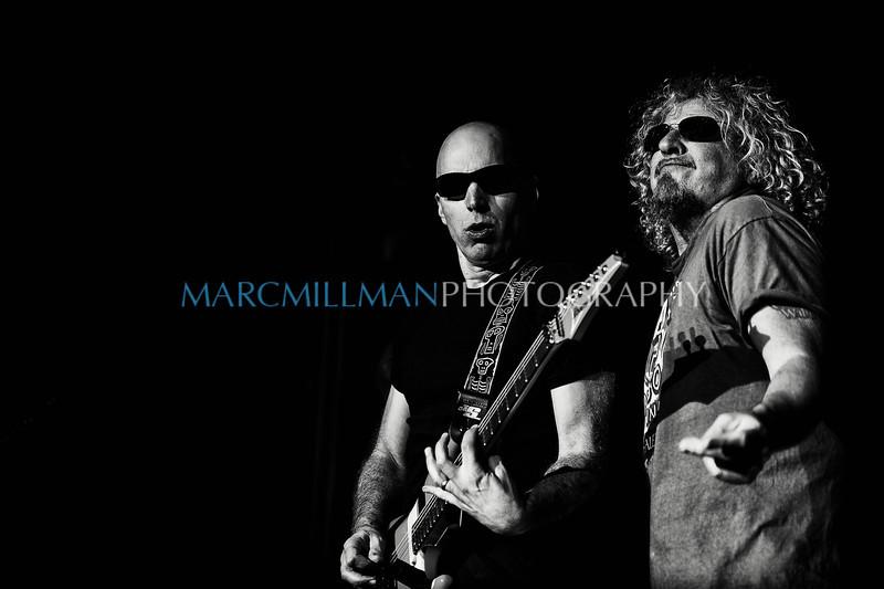 Joe & Sammy<br /> <br /> Chickenfoot @ Webster Hall (Tue 11/8/11)