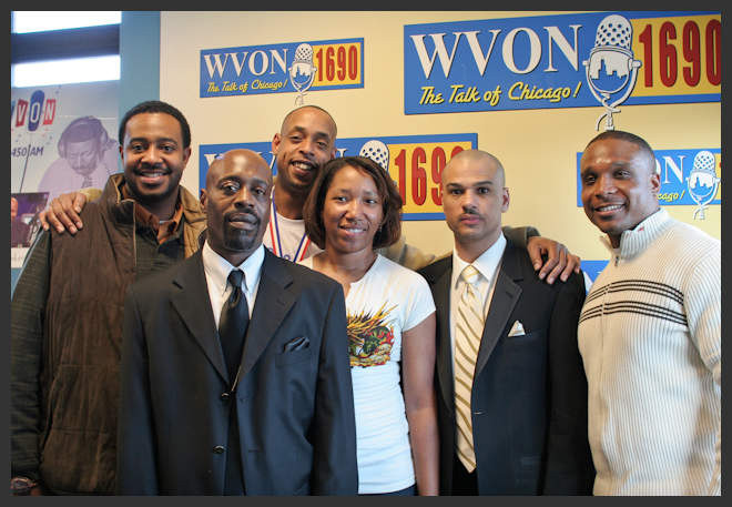 WVON Radio - People Reclaiming Ourselves