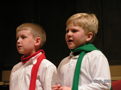 Children's Choirs Christmas Concert 08