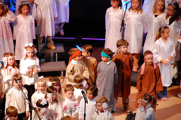 Children's Choirs Christmas 2010