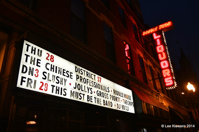 Chinese Professionals @ Double Door