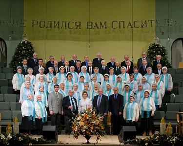 Choir Nadezhda