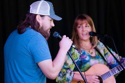 Michelle Wright & Adam Scott Wakefield