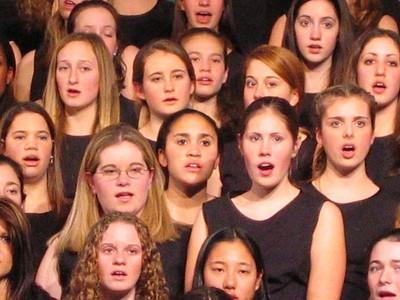 Chorus Concert MLK '04