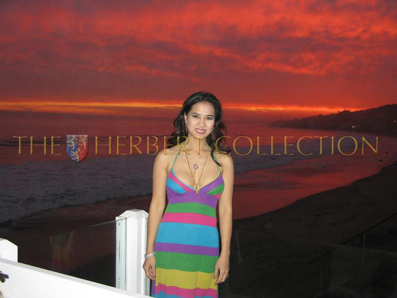 Chosan; Sunset in Malibu