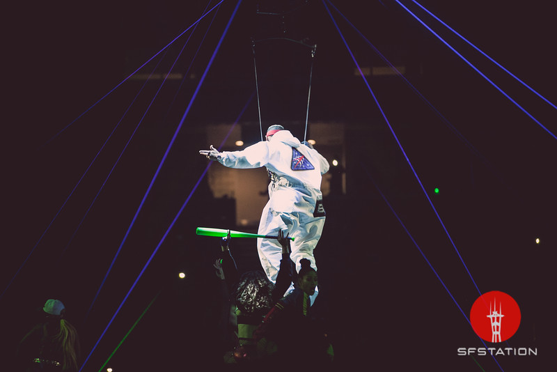 Chris Brown, May 18, 2017 at SAP Center