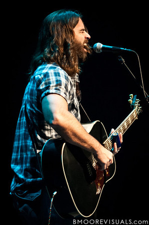 Chris Hennessee performs on November 6, 2010 at Ruth Eckerd Hall in Clearwater, Florida