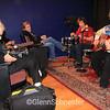 CHRIS JAGGER, ALBERT MAYSLES & JOHN PEYTON, in NYC at Albert Maysles Institute, Nov. 2010