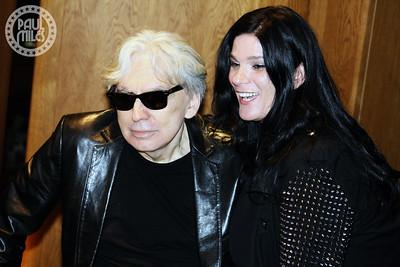 Chris Stein & Barbara Sicuranza