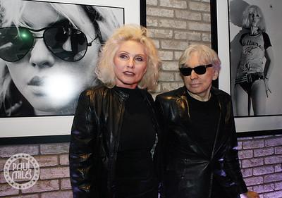Debbie Harry & Chris Stein
