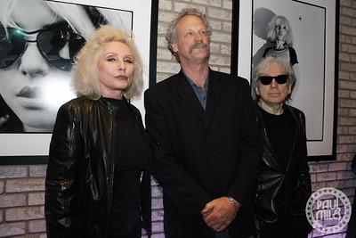 Debbie Harry, Peter Blachley, Chris Stein