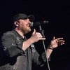 Chris Young, live in concert at the 1st Bank Center in Broomfield Colorado as part of KYGO's Christmas Jam - December 14, 2017 - © Steve Hostetler - All Rights Reserved info@stevehostetler.com