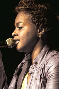Chrisette Michele Live @ Club SugarHill Atlanta, GA