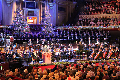 Aled Jones with London Consort Orchestra conducted by David Hill. 23 December 2012