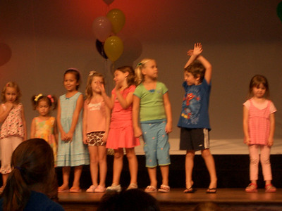 Church Concert - September 2008