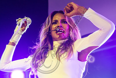WEST HOLLYWOOD, CA - NOVEMBER 19:  Singer Ciara performs at Myspace LIVE series at Key Club on November 19, 2012 in West Hollywood, California.  (Photo by Chelsea Lauren/WireImage)