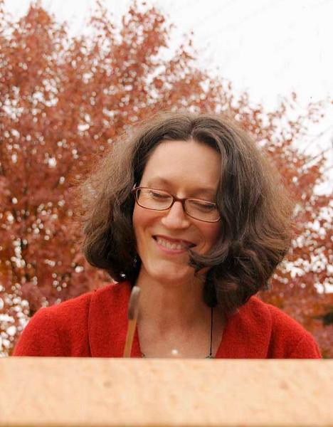 Tina Bergman.