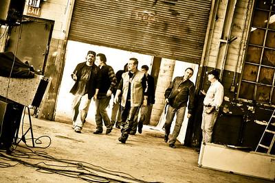 Cimmaron Easy Street Video Shoot