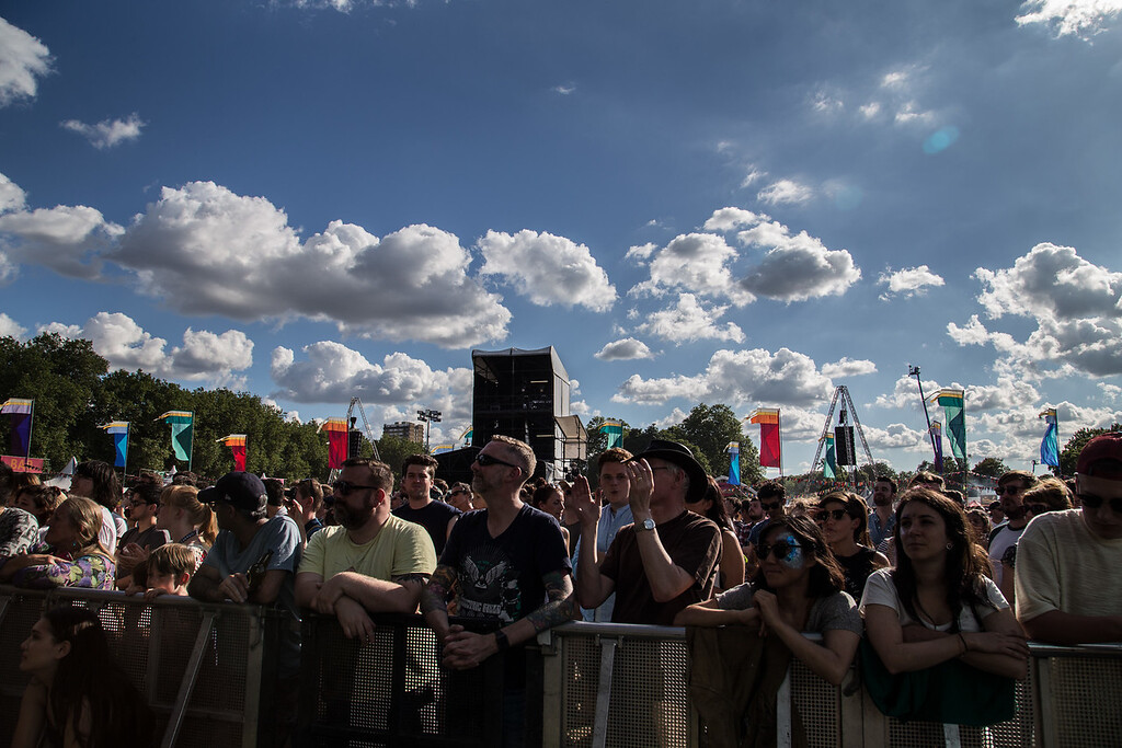Citadel crowd