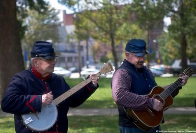 Civil War Bands