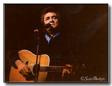 Johnny Cash 1982