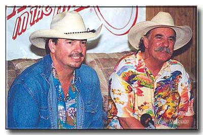 The Bellamy Brothers 2000