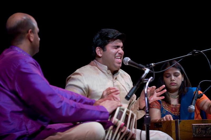 3 Shri Anurag Harsh, Vocals - Sep 29 2007, Raleigh, NC (824p)