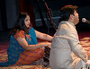 5 Chirashree Bhattacharya, Harmonium - Sep 29 2007, Raleigh, NC (835p)-2
