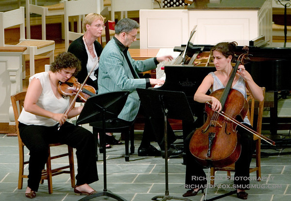 Chapel Hill Chamber Music Workshop 2006 - May 30