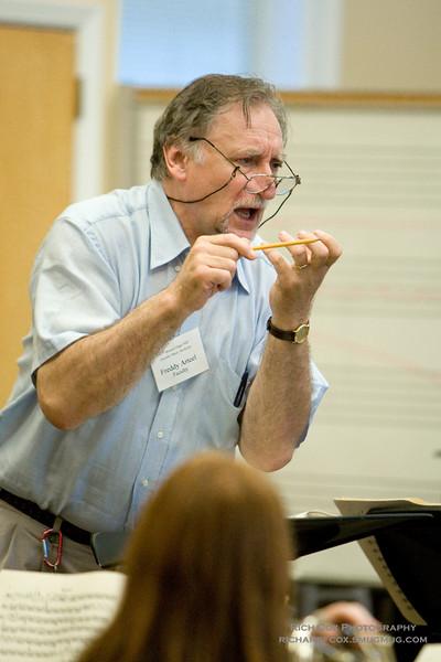Chapel Hill Chamber Music Workshop 2008 - Monday