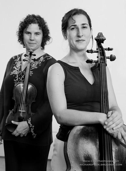 Jennifer Curtis and Susan Babini - 02 June 06