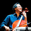 "8/22/10 11:22:50 AM --  Yo-Yo Ma Silk Road Ensemble Photography at the Overture Center in Madison, WI (C) Todd Rosenberg Photography 2010<br /> <br /> The highly acclaimed Silk Road Ensemble, featuring multiple Grammy Award-winning cellist Yo-Yo Ma, will present a thrilling combination of world and classical music traditions. The concert program includes the world premiere of The Seasons, a piece by Uzbekistan's Dmitri Yanov-Yanovsky commissioned for The Rite of Spring at 100. The three major sections of The Seasons represent summer, autumn and winter, each inspired by one of the nine folk tunes Stravinsky used in composing The Rite of Spring. The sections are titled after poems by Nicholas Roerich, designer of the original costumes and set. Roerich, who is credited with the central creative vision behind The Rite of Spring, spent much of his life traveling through central Asia, a compelling reflection of the legacy of multicultural inspiration at the heart of The Silk Road Ensemble's musical vision. <br /> <br /> ""A musical caravan and a symbol of the connections between East and West"" - Chicago Tribune"
