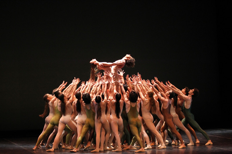 """Le Sacre du printemps:  Béjart Ballet Lausanne<br /> Photo by Francette Levieux<br /> <br /> <br /> <br /> Béjart Ballet Lausanne: Founded in 1987 by Maurice Béjart, the works of Béjart Ballet have traveled the world and left an indelible mark on contemporary dance. Working with both modern and traditional styles and at times blending pop with classical, Béjart blurred genres and incorporated different cultures and traditions into the company's performances. Béjart passed away in 2007 but the company continues to thrive under current Artistic Director Gil Roma.  <a href=""""http://www.bejart.ch/fr/"""">http://www.bejart.ch/fr/</a>"""