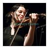 La violoniste Valérie Bernard en décembre 2010.