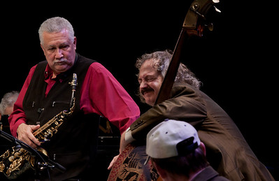 Paquito D'rivera and Don Miller.