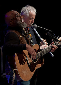 Josh White jr. and David Amram.