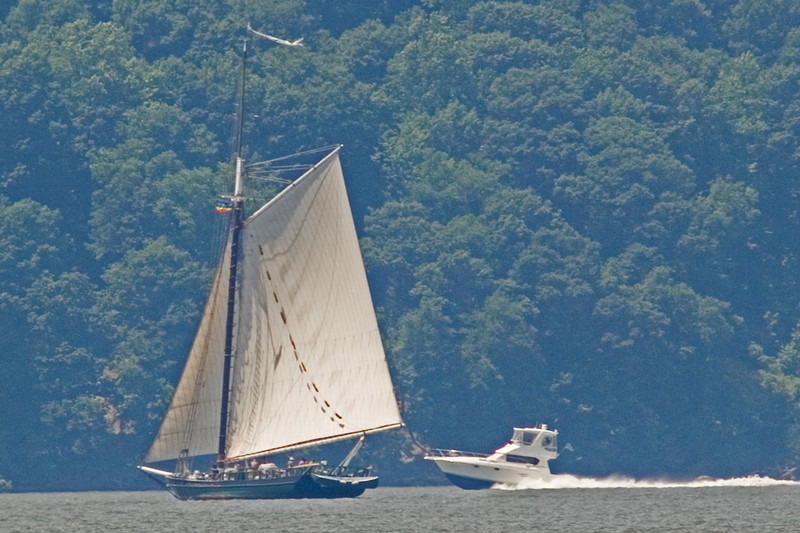 "The Hudson River Sloop ""Clearwater"" one of the first ""environmental training vessels"" ever built. And to my mind at least, Pete Seeger's greatest legacy."
