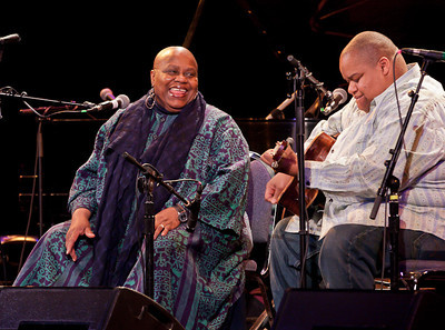 Bernice Johnson Reagon and Toshi Reagon.