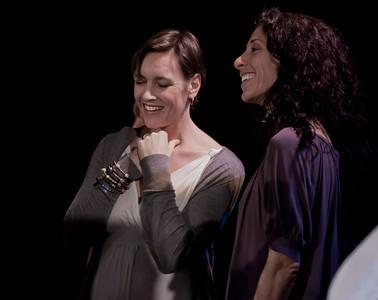 Jen Chapin and Bethany Yarrow.