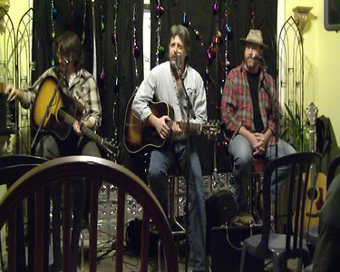 Cliff Synder,John Barney and Tim Grimm played at The Boulevard Place Cafe. http://boulevardplacecafe.com