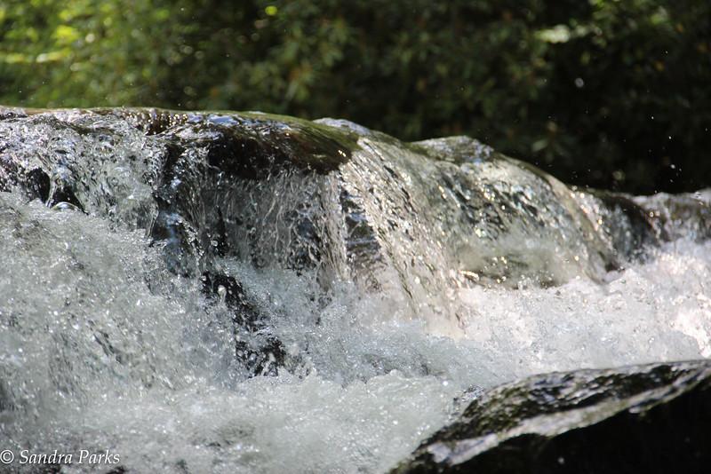 Mann's Creek Gorge Falls
