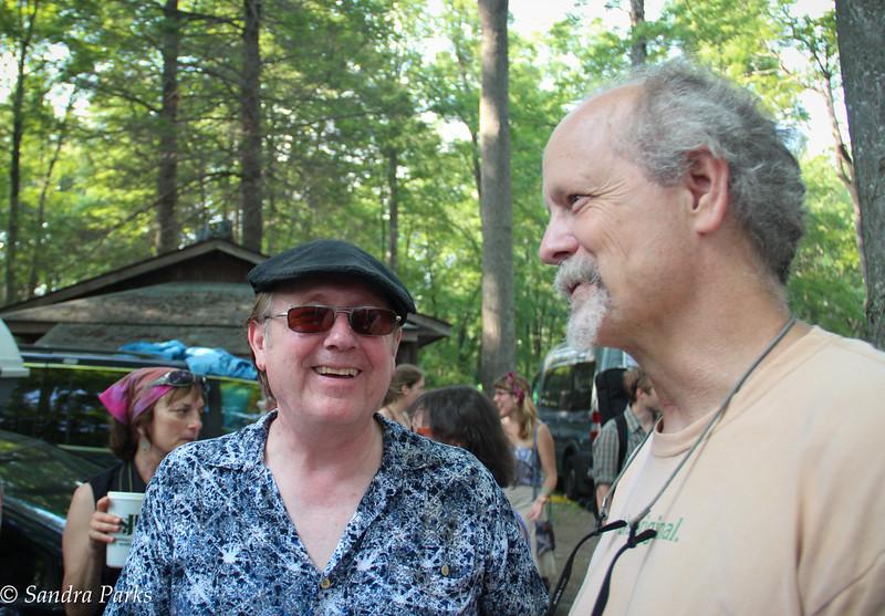 Allan and Dan