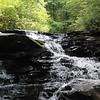 Mann's Creek waterfall