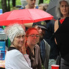 Myra and Adriane, Gailanne's CD release. Bring umbrellas.