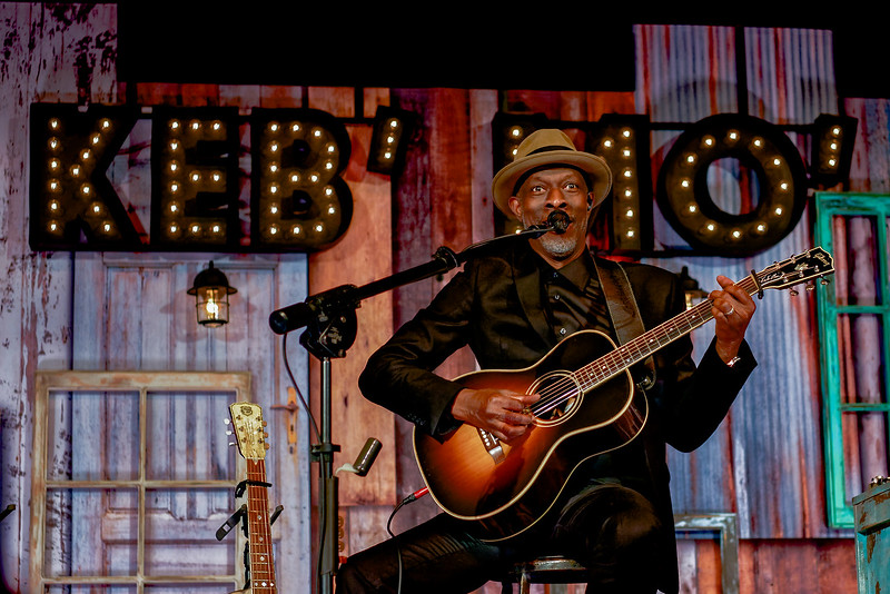 Keb' Mo' at Fox Theater Redwood City, May 10, 2019